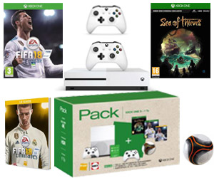 Pack fnac Xbox One FIFA 18