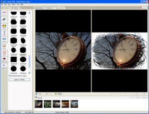 Capture d'écran du logiciel ALSee 6.22 fr