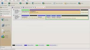 Capture d'ecran du logiciel Active@ Partition Manager 6.0.15