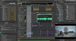 Capture d'ecran du logiciel Adobe Audition CC 2021 13.0.13 fr