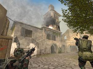 Capture d'écran du logiciel America's Army 2.8.5 - Wi...
