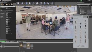 Capture d'ecran du logiciel Anima Lite 4.0.2 fr