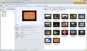 Capture d'écran du logiciel Ashampoo Photo Commander Free ...