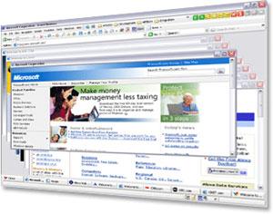 Capture d'ecran du logiciel Avant Browser Ultimate 2020 Build 2 fr