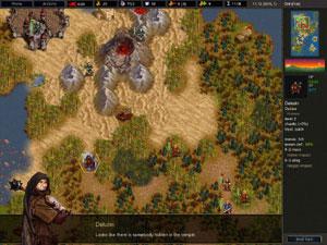 Capture d'ecran du logiciel The Battle For Wesnoth 1.15.3 fr - Windows