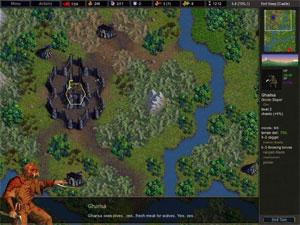 Capture d'ecran du logiciel The Battle For Wesnoth Portable 1.14.13 fr