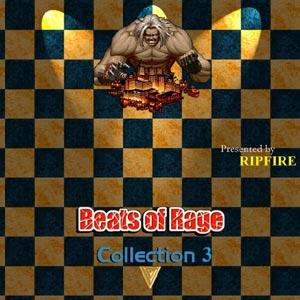 Capture d'écran du logiciel Beats of Rage DC Collection 3.0
