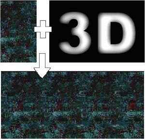 Capture d'écran du logiciel Bigle 3D 3.40 fr