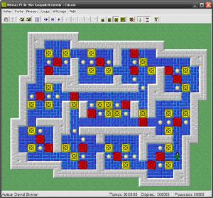 Capture d'écran du logiciel Caisses 2.45 fr