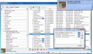 Capture d'ecran du logiciel Clementine 1.3.1 fr - Windows