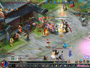 Capture d'ecran du logiciel Conquer Online 6907 fr