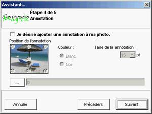 Capture d'écran du logiciel ConversionMagick 3.0 fr
