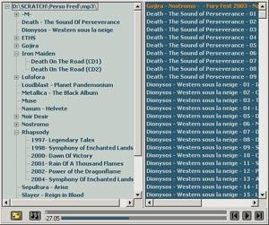 Capture d'écran du logiciel DéKiBulle 3.32 fr