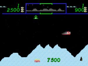 Capture d'écran du logiciel DefendguinDC 1.0 Final