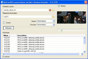divxtodvd 0.5.2 gratuit