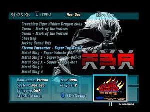 Capture d'écran du logiciel FBAxxx 28-01-2007