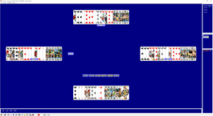Capture d'ecran du logiciel Free Tarot 1.0 fr