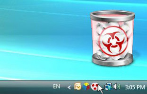 Capture d'écran du logiciel Freeraser 1.0.0.23 Fr