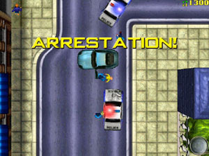 Capture d'ecran du logiciel Grand Theft Auto Volume 1