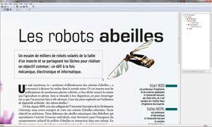 Capture d'ecran du logiciel GT Text 2.0.2 fr