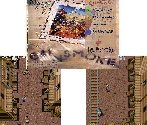 Capture d'écran du logiciel Mame Gun Smoke Single Arcade