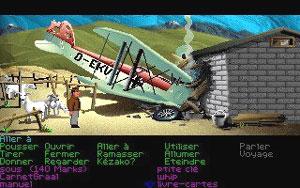 Capture d'écran du logiciel Indiana Jones et la dernière ...