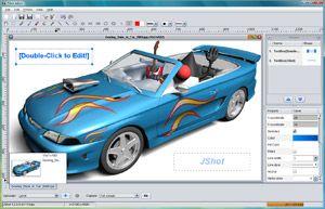 Capture d'ecran du logiciel JShot 2.1.0.3 - Windows