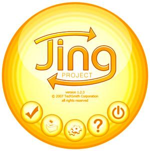 Capture d'écran du logiciel Jing 2.9.15255.1