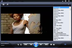 Capture d'écran du logiciel KetchupTV 1.0.2.0 fr
