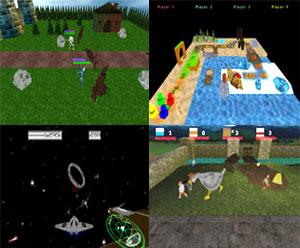 Capture d'écran du logiciel Lab Console Dreamcast 2002