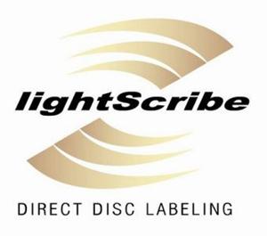 Capture d'écran du logiciel Lightscribe System Software 1....