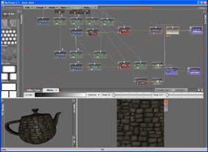 Capture d'écran du logiciel MapZone 2.6.1