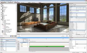 Capture d'écran du logiciel MachStudio Pro 2