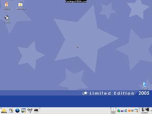 Capture d'écran du logiciel Mandriva Linux 2005 L.E. - DVD