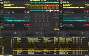 Capture d'ecran du logiciel Mixxx 2.2.4 build 6798 - Windows