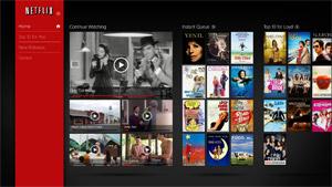 Capture d'ecran du logiciel Netflix 6.85.340.0 fr