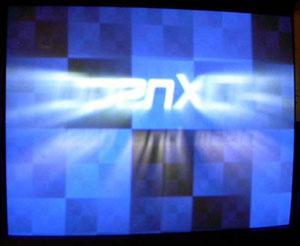 Capture d'écran du logiciel OpenXDK 0.1