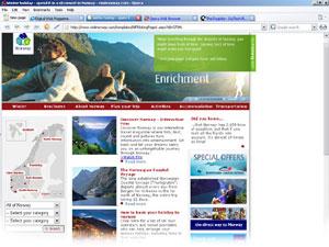 Capture d'ecran du logiciel Opera 55.0.2994.61 fr - Linux