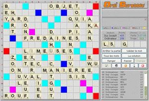 Capture d'ecran du logiciel Ordi Mots 1.50 fr