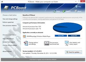 Capture d'ecran du logiciel PCBoost 5.9.28.2020