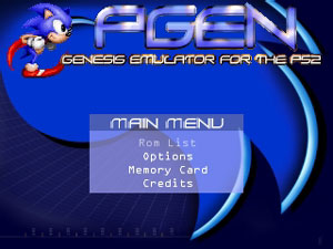Capture d'ecran du logiciel PGen 1.5.1