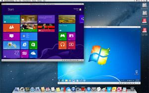 Capture d'ecran du logiciel Parallels Desktop 13.0.1-42947 fr - MacOS