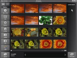 Capture d'écran du logiciel Photology 2.0.017