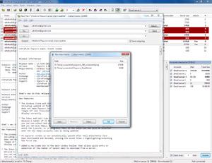 Capture d'écran du logiciel Popcorn 1.99.3