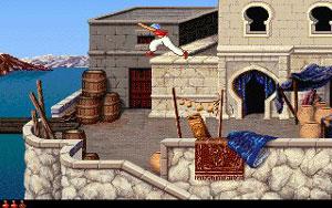Capture d'écran du logiciel Prince of Persia 2 fr