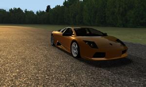 Capture d'écran du logiciel Racer 0.9.0 rc10