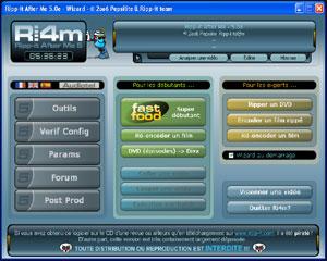 Capture d'écran du logiciel Ripp-It After Me 5.0.3 fr