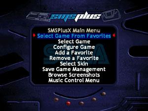 Capture d'écran du logiciel SMSPlusX v9