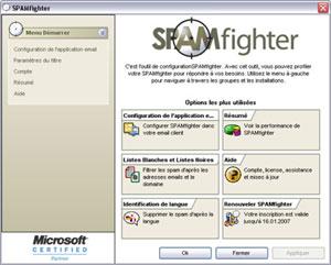 gratuitement spamfighter standard