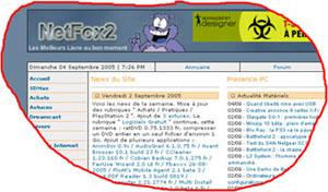 Capture d'écran du logiciel Snippy 0.41